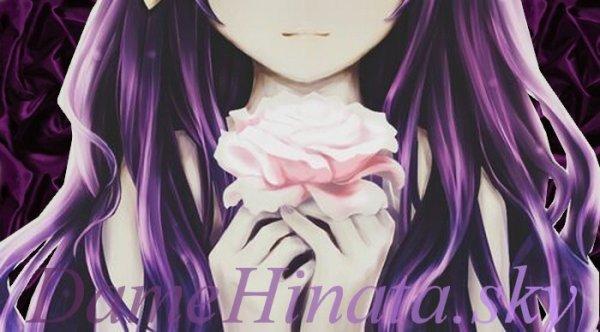 Bienvenue sur Dame-Hinata
