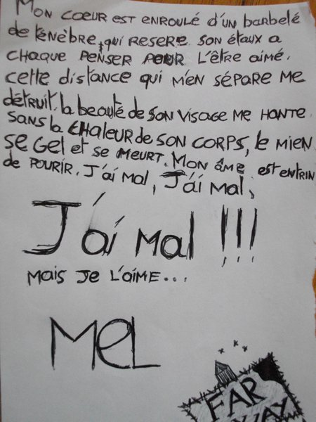 Texte Dun Pote Pour Sa Copine Album Photo