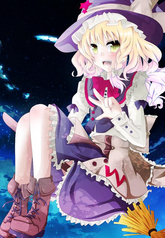 → Touhou Project - Shining Stars ~ !