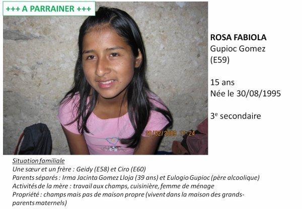 E59 Rosa Fabiola