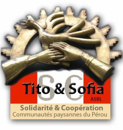 Nouveau logo de l'ASBL Tito & Sofia