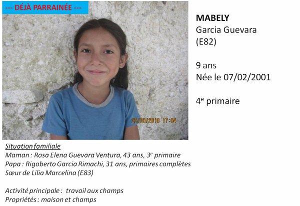 E82 Mabely