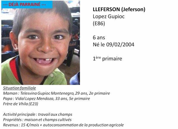 E86 Lleferson
