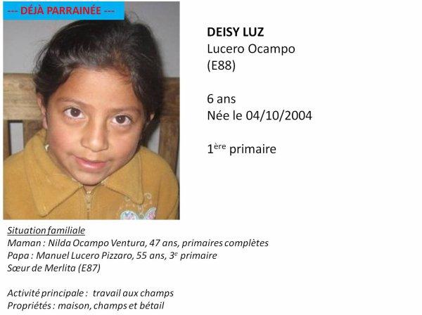 E88 Deisy Luz
