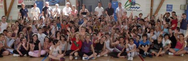 Projet: Tournoi de sport dans les écoles