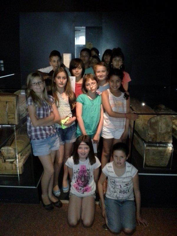 """Sortie au musée """"Anne de Beaujeu"""" à Moulins"""