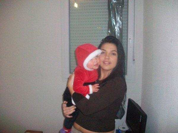 moi et ma niece pourlanoel