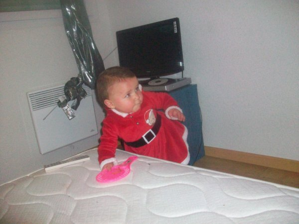 ma niece la plus belleeeeeee