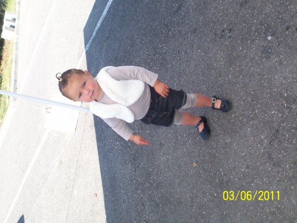 ma niece une poopey !!
