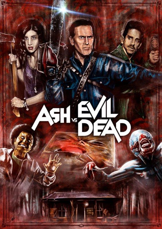 ash vs evil dead saison 1