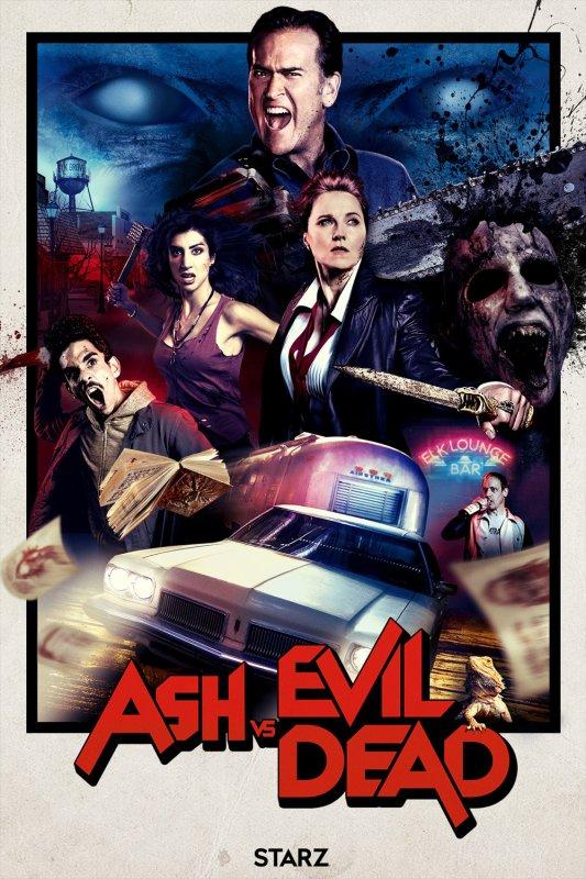 ash vs evil dead saison 2