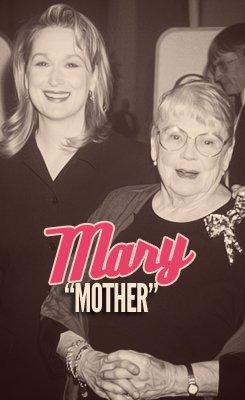 Meryl's Family
