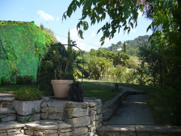 un autre jardin que j'ai realisé