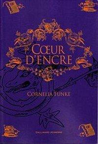 Coeur D'encre, de Cornelia Funke