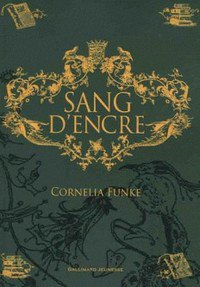 Sang D'encre, de Cornelia Funke