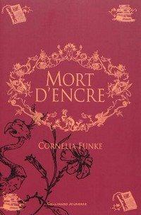 Mort D'encre, de Cornelia Funke