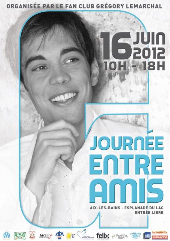 Journée Entre Amis ( JEA ) Samedi 16 juin 2012 à Aix-les-bains