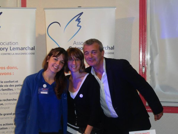 Du 31 mai 2013 au 26.01.2014 , quelques actions pour l'Association Grégory Lemarchal ( AGL )