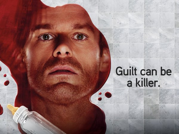 Stunning new promo from Dexter