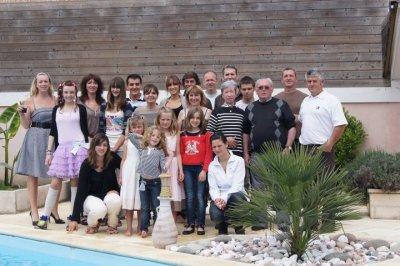J'ai sans doute la meilleure famille du monde ~<3