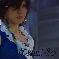 Cosplay (Yuna singer) final fantasy X-2