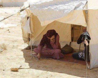 مخيم الزعتري يرحب بكم...