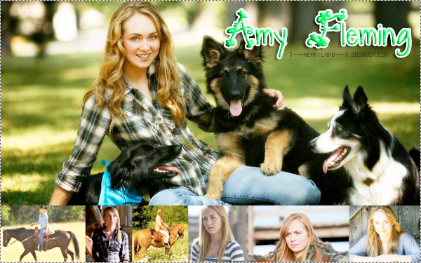 Pour :} Heartland1234 <3 Amy Fleming <3
