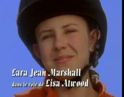 Justine dans le rôle de Lisa Atwood <3