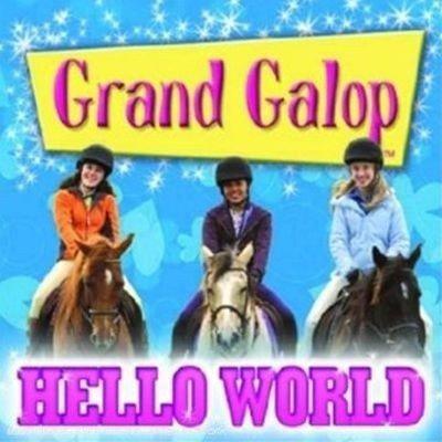 Grand Galop <3 !!!! <3<3<3