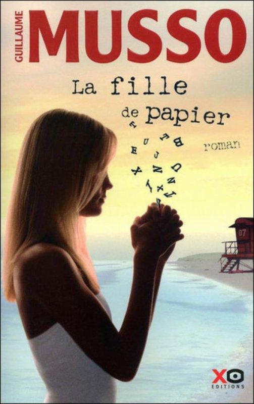 La fille de papier, Guillaume Musso :
