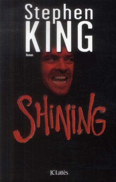Shining, Stephen King :