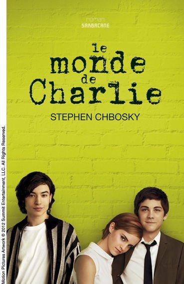 Le monde de Charlie, Stephen Chbosky :