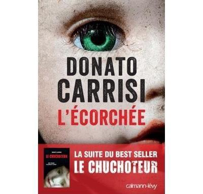 L'écorchée, Donato Carrisi :