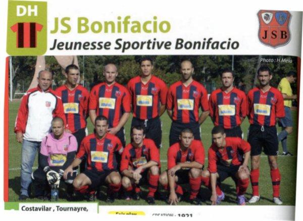 Dimanche 03 avril 2011: le derby du Sud : J.S.Bonifacio - A.S.Porto Vecchio.