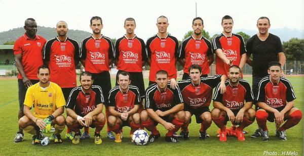 Saison 2014/2015 : 14 ° journée de D.H : J.S.Bonifacio - A.S.Porto Vecchio.