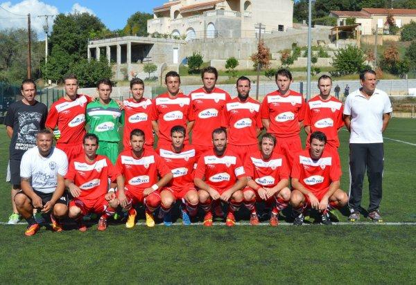 Saison 2014/2015 : 15 ° journée de D.H . F.C  Bastélicaccia -  J.S.Bonifacio