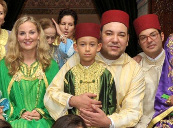 عاش  الملك محمد السادس
