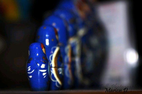 Bleu Russie