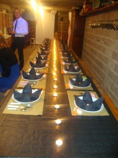 31 12 09 blog de 31 decembre 09 for Table 31 decembre