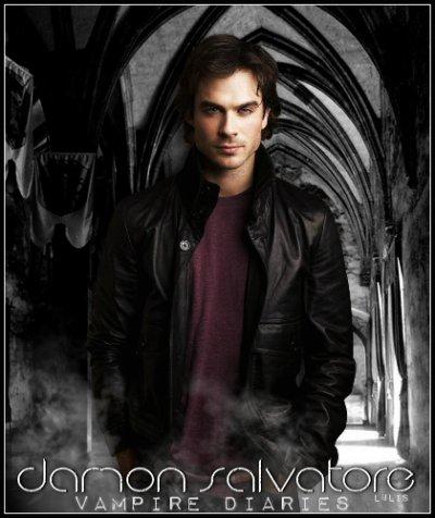 Biographie de Damon Salvatore