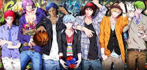 Fanfic Kuroko no Basket