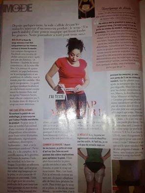 Présent dans les magazines
