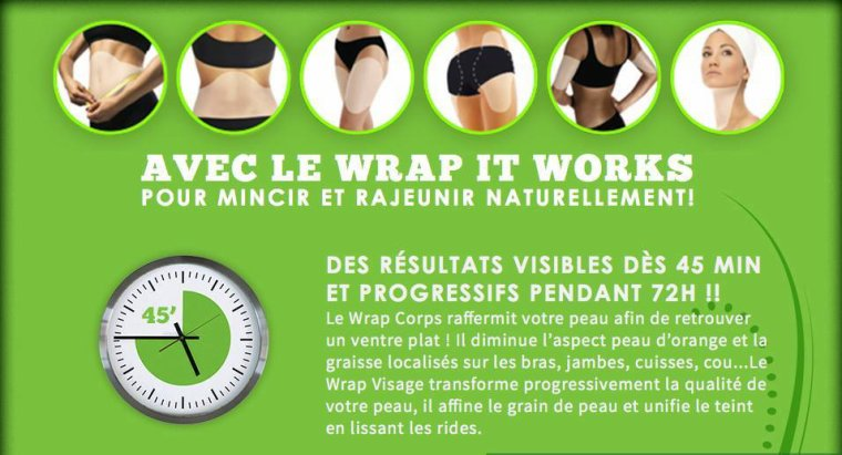 Wrap corps !