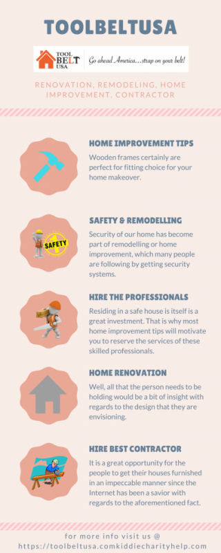 Safety Home Improvement and Renovation For Beautiful Home