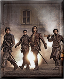 Pack 26 - The Musketeers