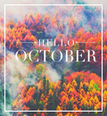Pack 81 : Hello october