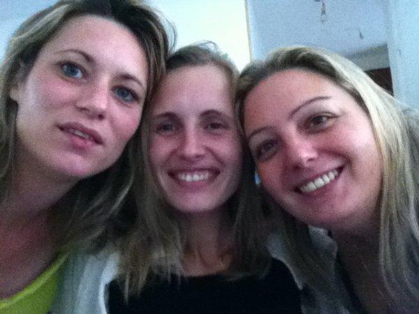 vous me manquer  les filles !!!