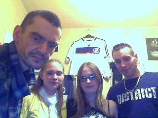 joharno mes 2 filles michèle et christine mon beau fils nico
