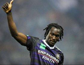 Romelu Lukaku gagne le Soulier d'Ebène!le seul joueur belge qui vaut 23 millions logique