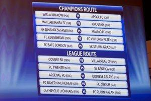 Coupes d'Europe: Bursaspor - Anderlecht, Standard - Helsingborg, Zestafoni - FC Bruges et Maccabi Haïfa - Genk